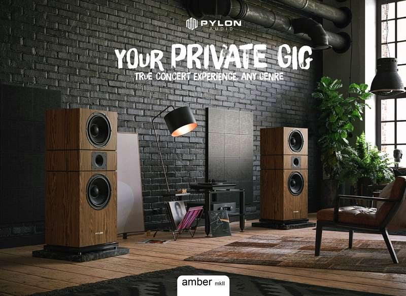 Pylon Audio Amber mkII