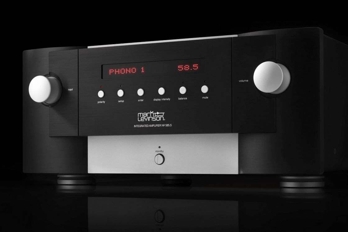 StereoLife Magazine - Mark Levinson No 585 5